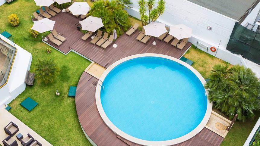 Zwembad Appartementen Legendary Lisboa Suites