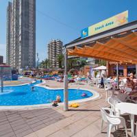 Zonvakantie Medplaya hotel Regente in Benidorm (Costa Blanca, Spanje)