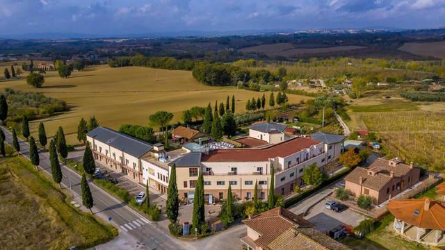 Exterieur Hotel Montaperti