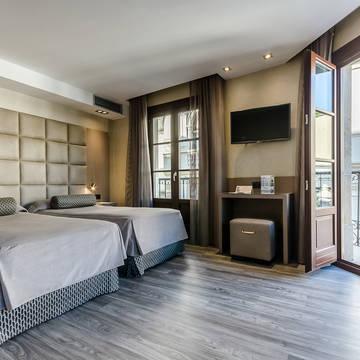 Kamer Hotel Suizo
