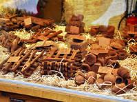 Chocolade Kerstmarkt Dresden