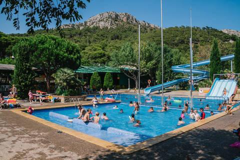 Last minute camping vakantie Costa Brava 🏕️Camping Castell Montgri