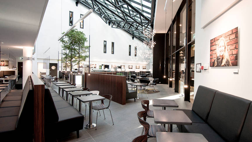 Restaurant Hotel Wakeup Copenhagen Borgergade