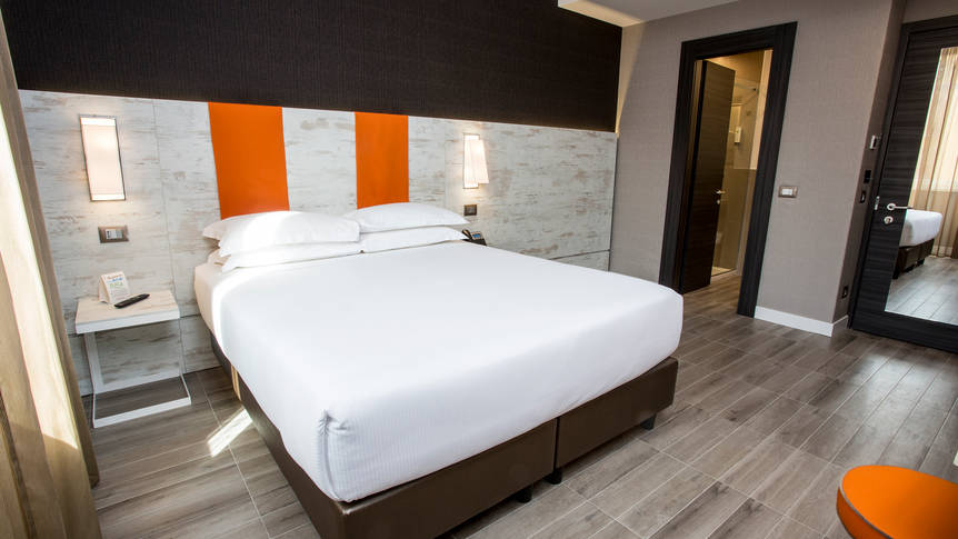 Superiorkamer The Guardian (voorheen: Smooth Hotel Rome Termini)
