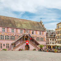 Mulhouse - Stadhuis
