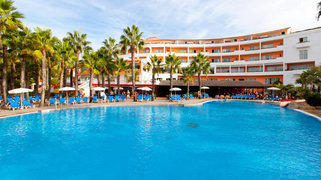 Zwembad Hotel Marbella Playa