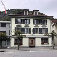 Autovakantie Haus Rebstock in Meiringen (Berner Oberland, Zwitserland)
