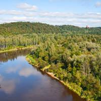 Gauja Nationaal Park