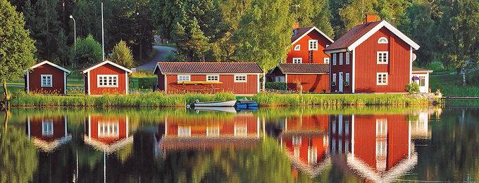 Autorondreis Zweden