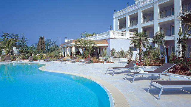 hotel met zwembad Hotel Palace