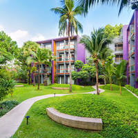 thailand phuket holiday inn garden