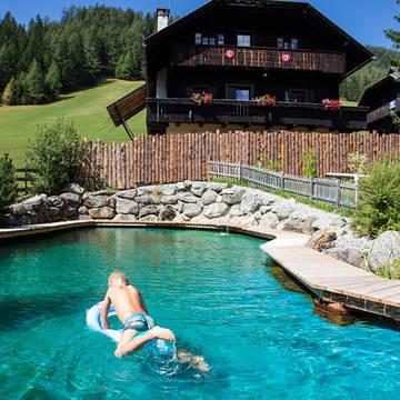 Waterspeelplaats Vakantiepark Kirchleitn Dorf Kleinwild
