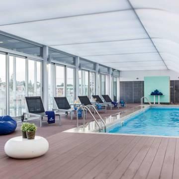 Zwembad Hotel Baia