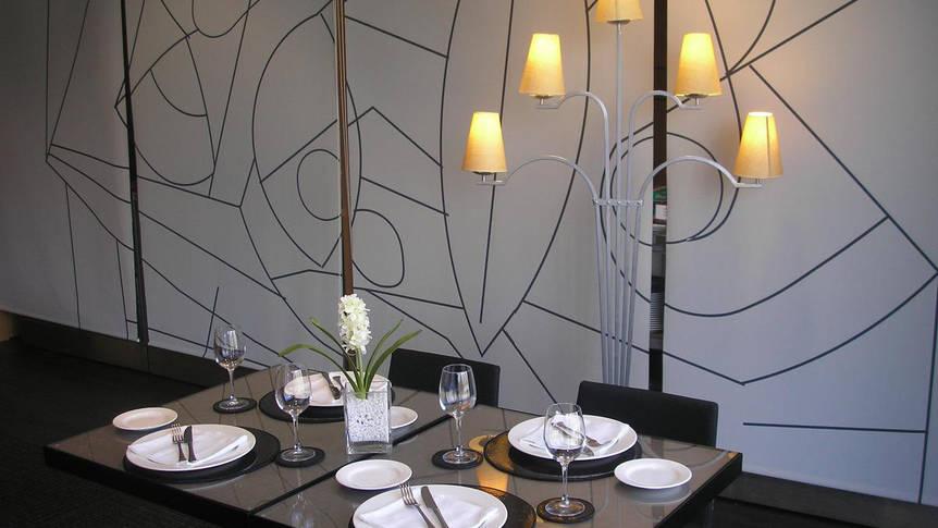 Restaurant Eurohotel Diagonal Port