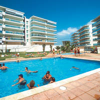 Zonvakantie Appartementen Village Park in Salou (Costa Dorada, Spanje)