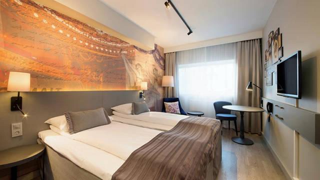 Kamer Hotel Scandic St Olavs Plass