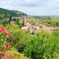 Uitzicht op Neustadt
