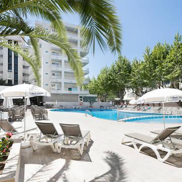 Zwembad Hotel Best Da Vinci