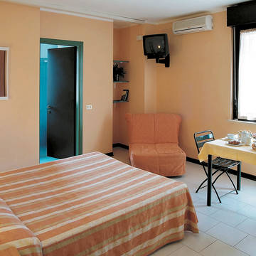 kamer Appartementen Ali Sul Lago
