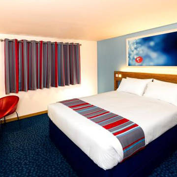 Kamer Hotel Travelodge Central