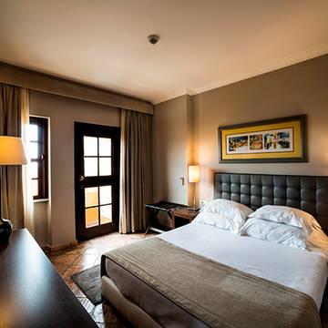 Voorbeeldkamer Hotel Vila Gale Albacora