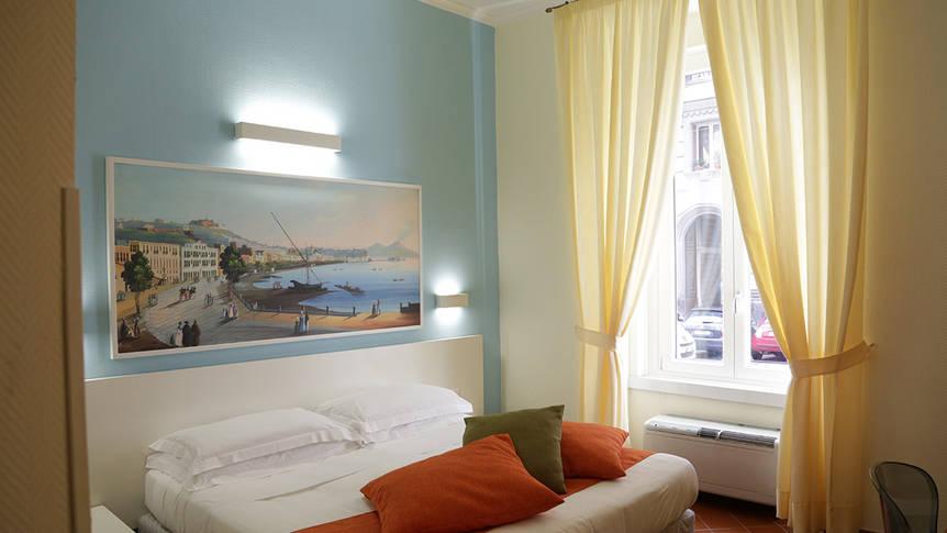Kamer Hotel Rex