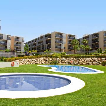 Zwembaden Appartementen Paradise Rentalmar