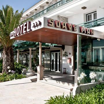 Entree Hotel Suave Mar