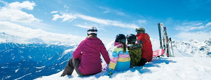 Wintersport Oberinntal