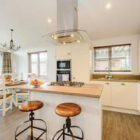 Voorbeeld keuken 3-kamerwoning
