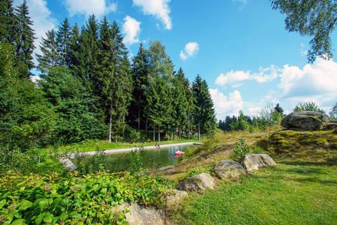 Aanbieding vakantiepark Beieren 🏕️Camping Knaus Lackenhäuser