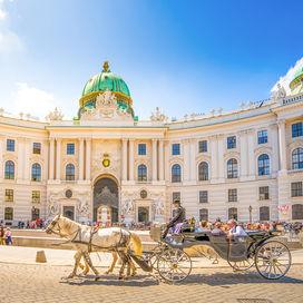 Stedentrip Wenen