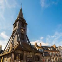 Honfleur - Sainte Cathérine kerk