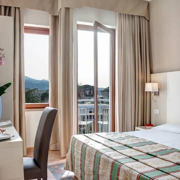 Voorbeeld comfort kamer Hotel Caravel