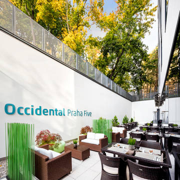 Occidental Praha Five, Praag Hotel Occidental Praha Five
