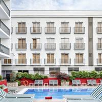 Hotel aanzicht