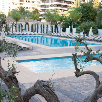 Zwembad Flash Hotel Benidorm - adults Only