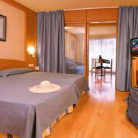 Voorbeeld Junior Suite kamer