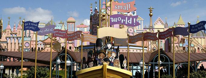 Disneyland® Paris inclusief entreeticket