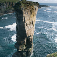 Orkney - Old man of Hoy