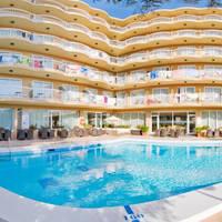 Zonvakantie Hotel Volga in Calella (Costa Barcelona, Spanje)