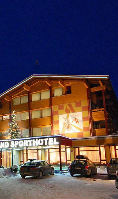 Sporthotel Alpenland