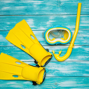 Snorkelen bij Aruba