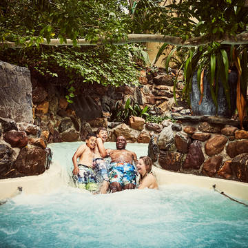 Aqua Mundo Vakantiepark Center Parcs De Vossemeren