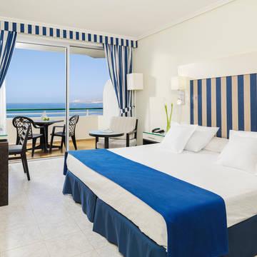 Kamer met zeezicht Hotel H10 Palmeras