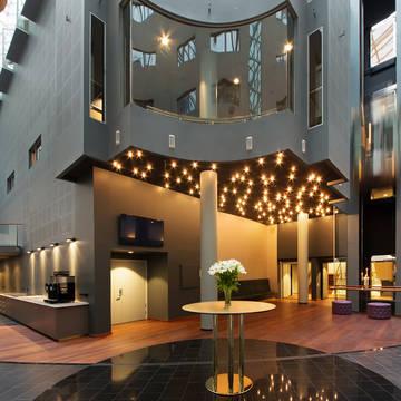 Lobby Hotel Scandic St Olavs Plass