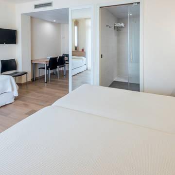Voorbeeld appartement Appartementen Marinada