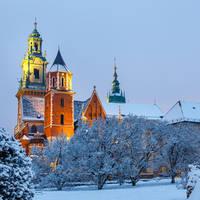 8-daagse busreis of 6-daagse vlieg-busreis Kerst in Krakau en Zakopane