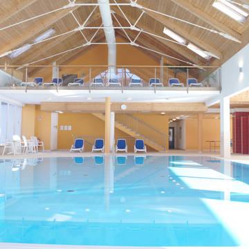 Zwembad Ferienpark Kreischberg