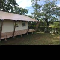 Voorbeeld Lodgetent Joy Safari